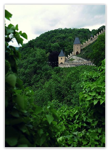 Karlstejn Castle, Замок Карлштейн, Замки Праги, Как доехать и добраться, Отзывы