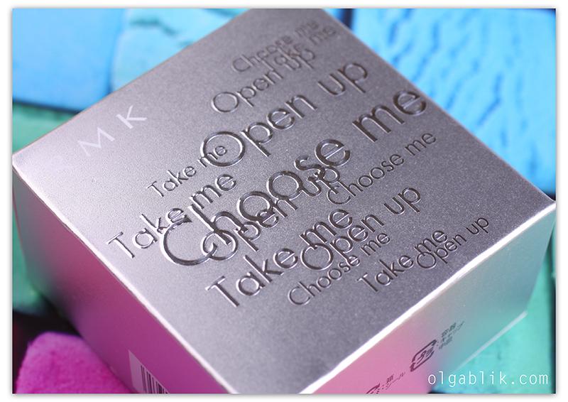 Прозрачная пудра RMK Translucent Face Powder