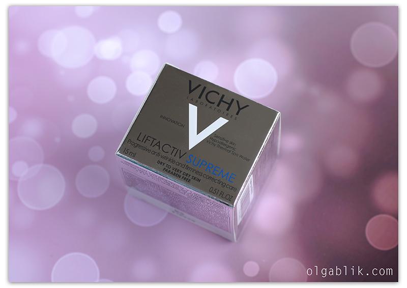 Дневной крем-лифтинг VICHY Liftactiv Supreme