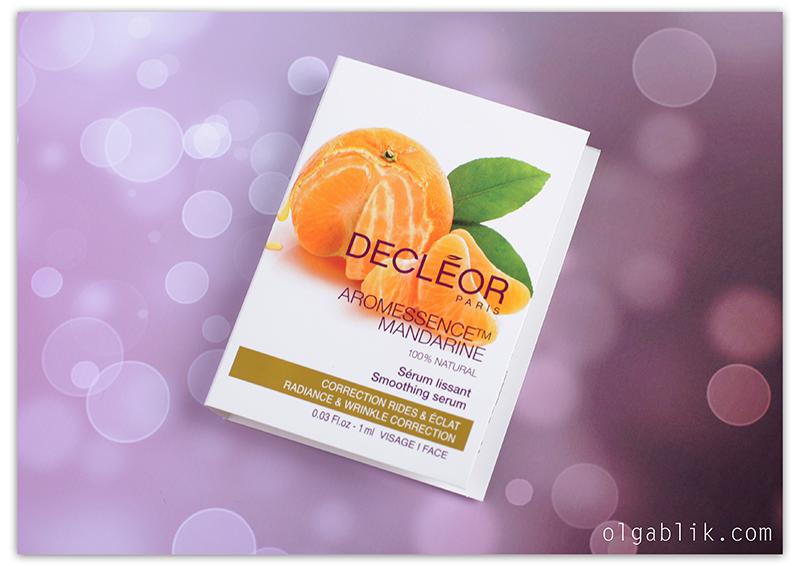 Разглаживающая сыворотка - Decleor Aromessence Mandarine Smoothing Serum