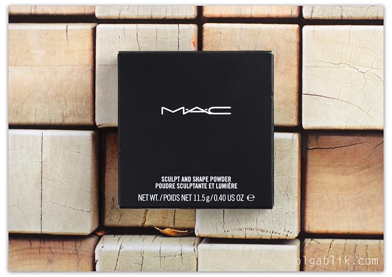 Скульптурирующая пудра MAC