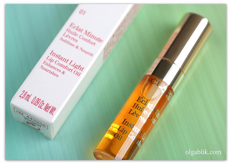 Масло-блеск для губ Clarins Lip Comfort Oil