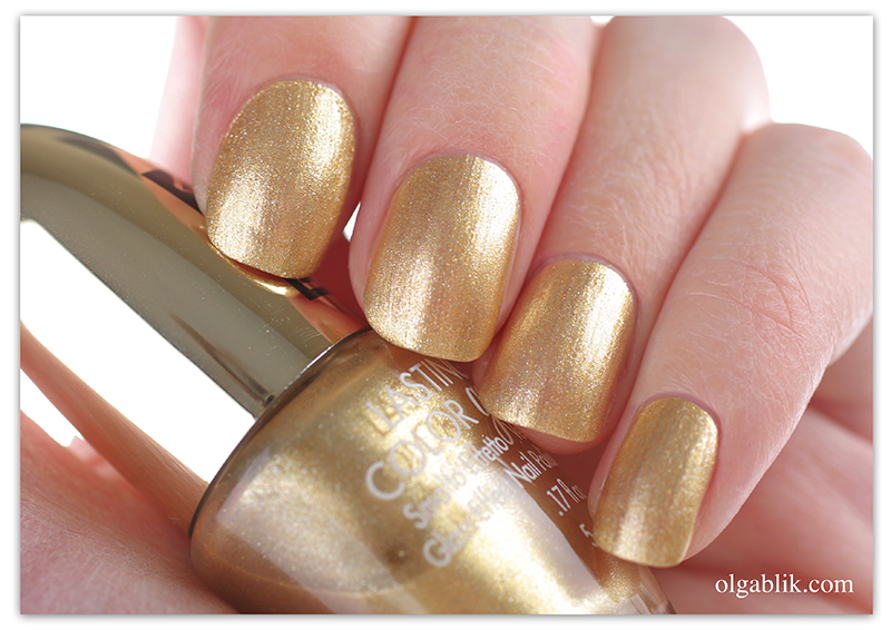 Pupa Stay Gold! Lasting Color Gel 135 Luxurious Gold