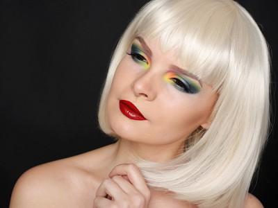 Sleek MakeUP Acid Eyeshadow Palette: Makeup Look