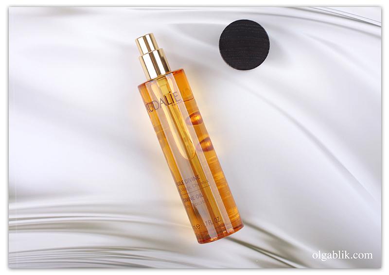 Caudalie Divine Oil, Масло для волос, тела и лица, Отзывы, Фото