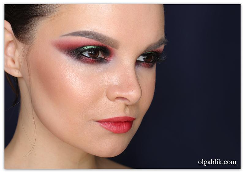 Как сделать макияж smoky фото 937
