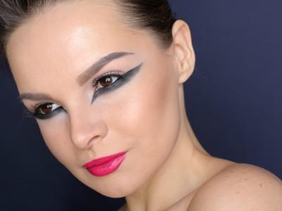 Makeup Look: Зеркальное отражение