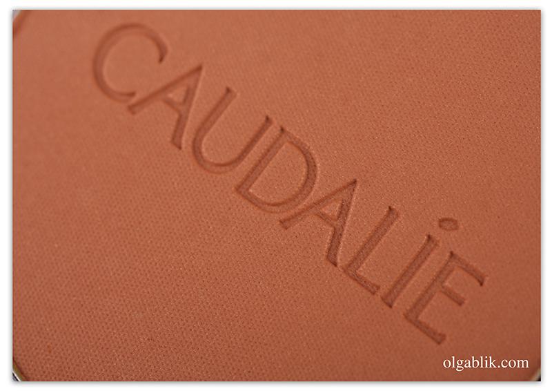 Caudalie Teint Divin Mineral Bronzing Powder Bonne Mine, Отзывы, Фото, Свотчи, Photo