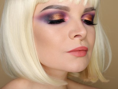 Smoky eyes: пошаговый макияж