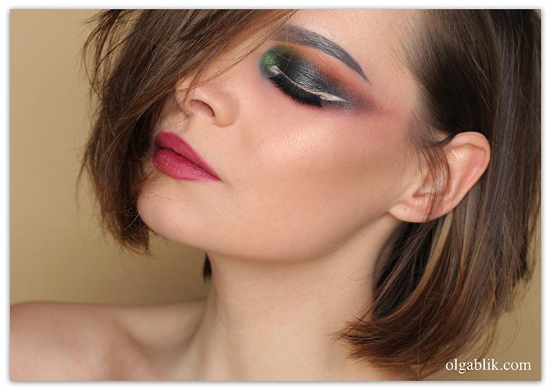 Creative Eye Makeup Step by Step-09