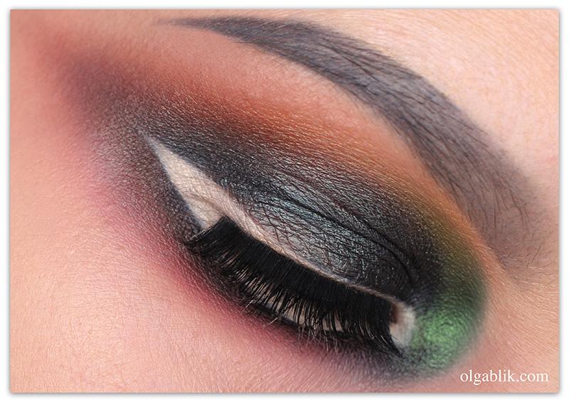 Creative Eye Makeup Step by Step-1