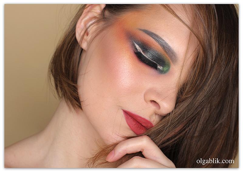 Creative Eye Makeup Step by Step-3