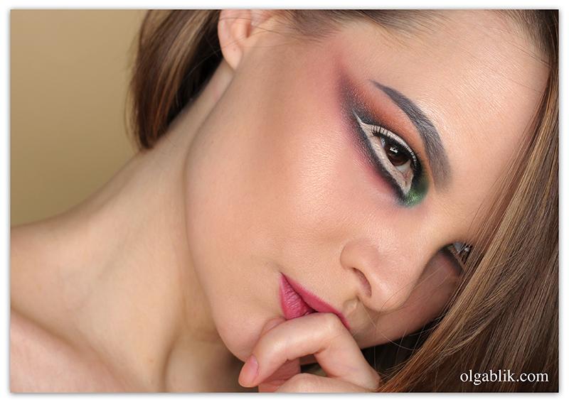 Creative Eye Makeup Step by Step-5