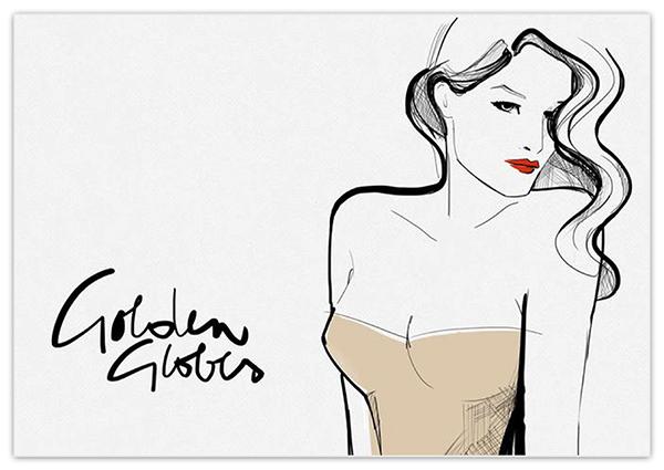 Golden Globes 2016 Worst Makeup Red Carpet Looks, Золотой глобус, Макияж звезд, Фото