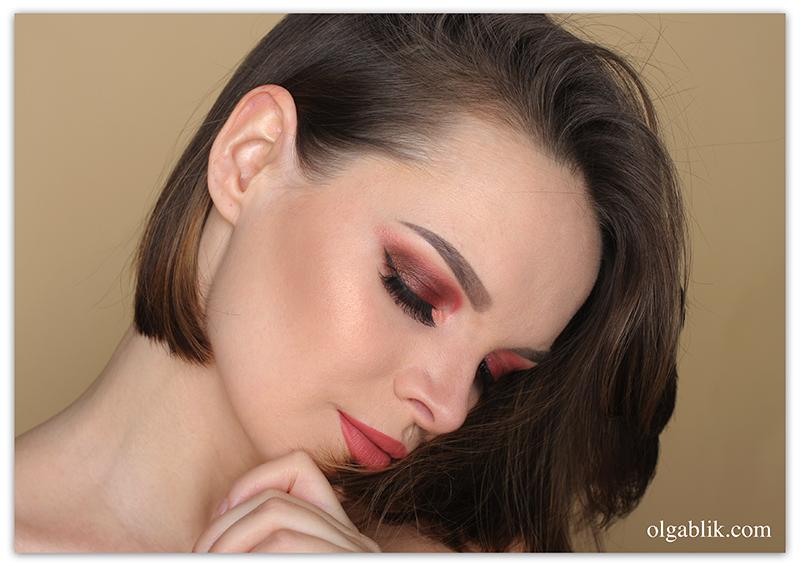 Lime Crime Venus - The Grunge Palette Makeup, Makeup Look, Tutorial, Photo