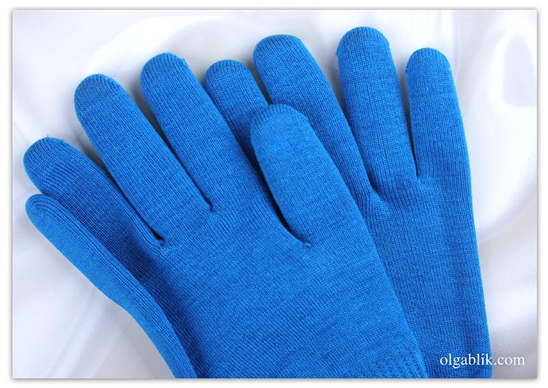Гелевые перчатки для рук Luomma