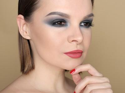 Smoky Eyes: основа основ. Пошаговый макияж.