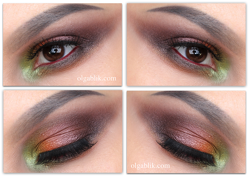 How to do smoky