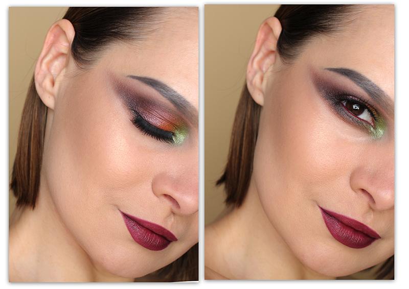 Smoky eyes How to, Как сделать Smoky eyes, Пошаговый макияж, Фото