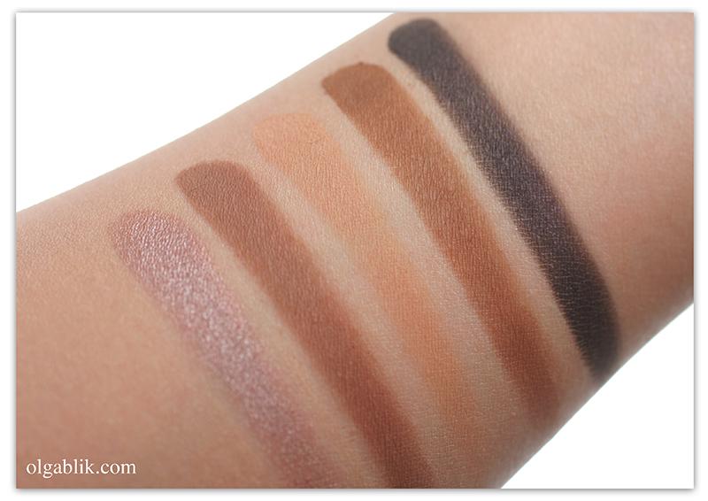 Urban Decay Gwen Stefani Eyeshadow Palette, Review, Photo, Swatche, Отзывы, Фото, Макияж