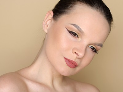 Urban Decay Gwen Stefani Eyeshadow Palette: Makeup Tutorial #2