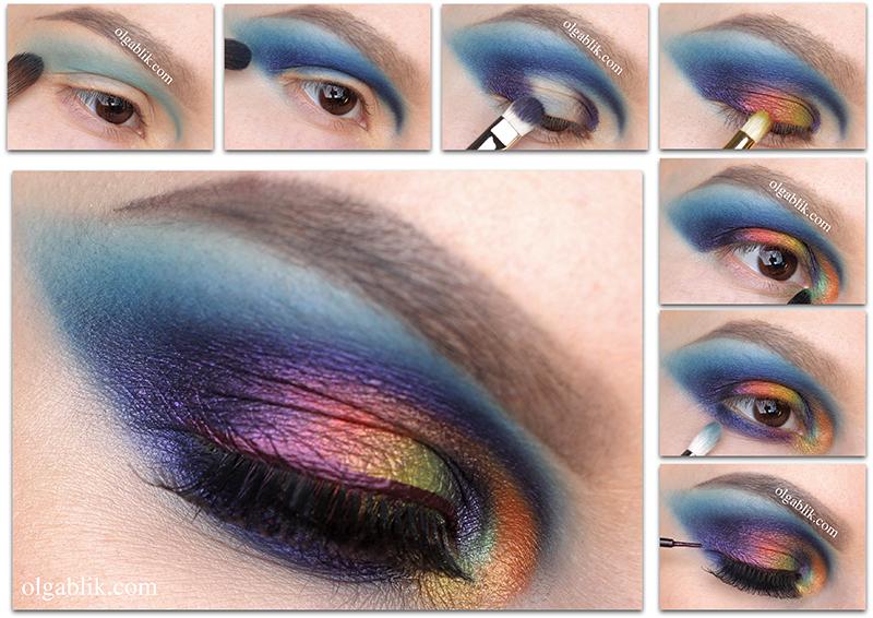 Cleopatra Makeup Tutorial, Макияж Клеопатры, Фото, Как сделать