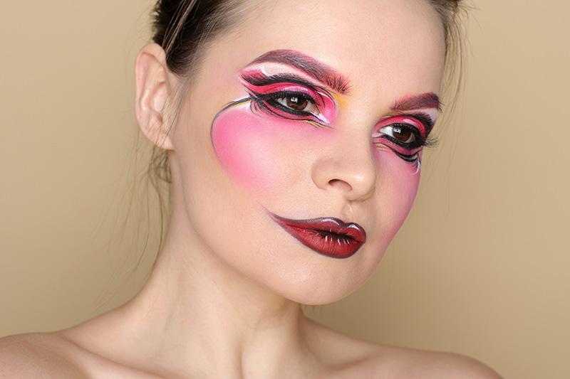 Creative Makeup, Kat Von D Tattoo Liner — Trooper