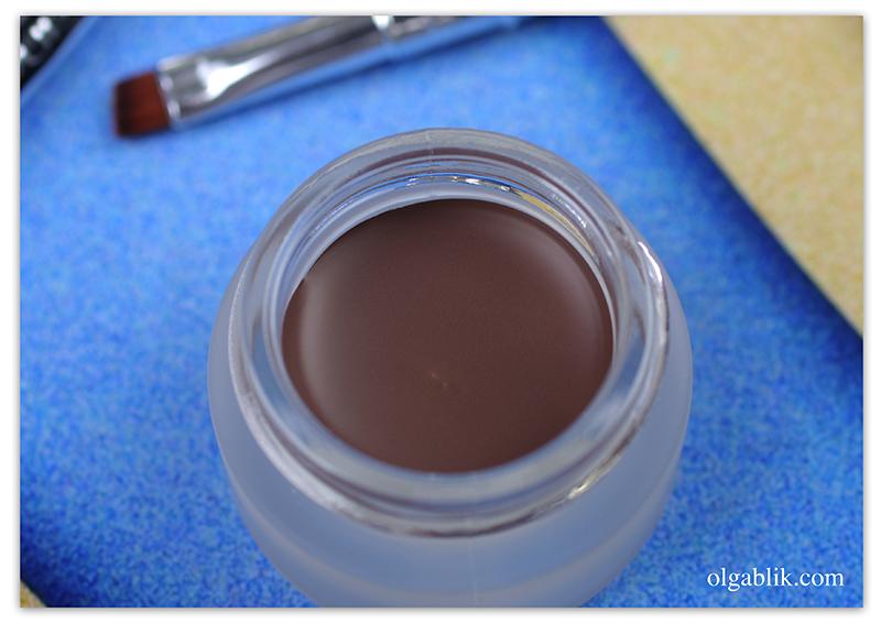 Pupa Eyebrow Definition Cream, Кремовые тени для бровей, Помада, Отзывы, Фото, Пупа