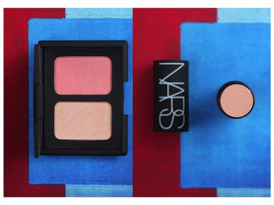 NARS: Hot Sand/Orgasm Blush Duo, The Multiple Stick