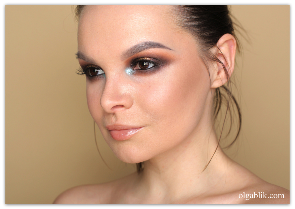 Spring summer makeup 2016, Летний макияж, Фото, Цветной макияж глаз