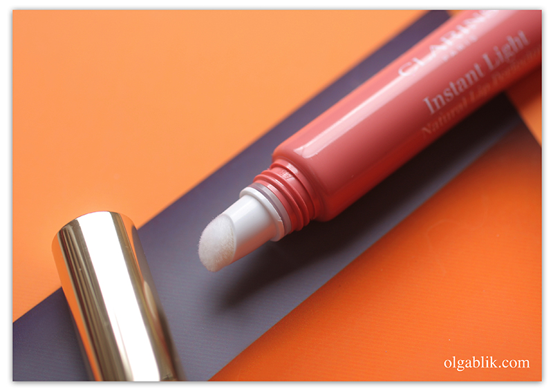 Clarins Eclat Minute Instant Light Natural Lip Perfector, Блеск для губ, Отзывы, Фото