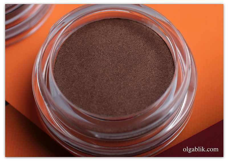 Clarins Ombre Matte Cream-to-Powder Eyeshadow, Отзывы, Фото, Свотчи