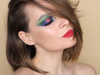 Глянцевый макияж: пошагово
