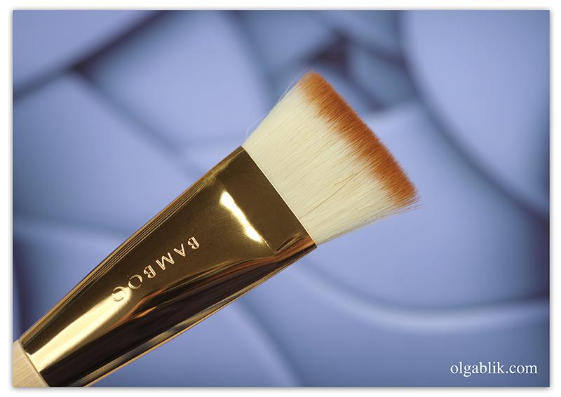 Zoeva BAMBOO Set Vol. 2, кисть для скульптурирования, отзывы, фото, Zoeva 109 Face Paint