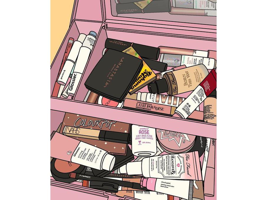 Как избавиться от ненужной косметики