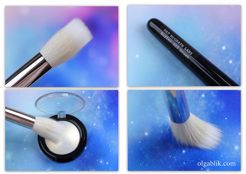 Pat McGrath Labs Skin Fetish 003 Brush, Отзывы, Фото, Свотчи, Photo, Review, Swatches