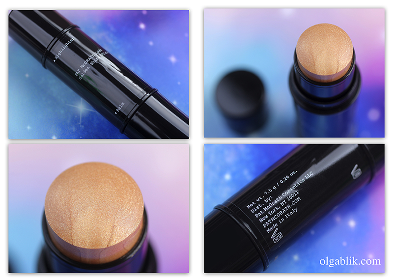 Pat McGrath Labs Skin Fetish 003 Golden, Отзывы, Фото, Свотчи, Photo, Review, Swatches