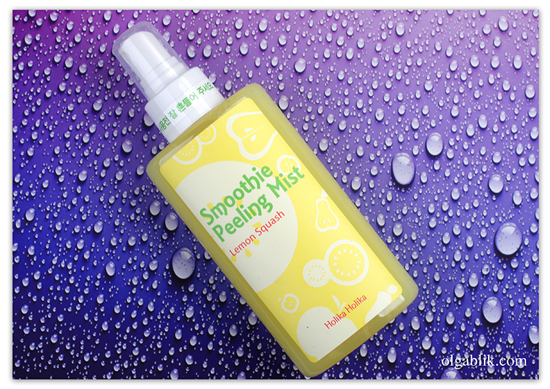 Holika Holika Smoothie Peeling Mist Lemon Squash