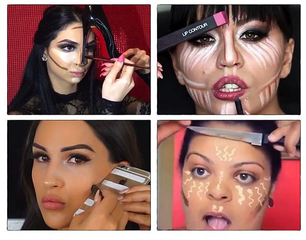 Инстаграмный макияж