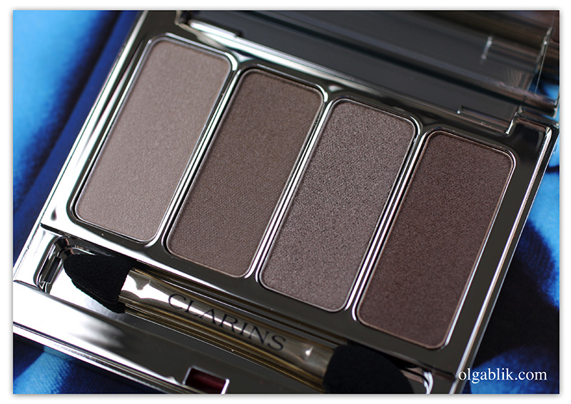 Clarins 4-Colour Eyeshadow Palettes