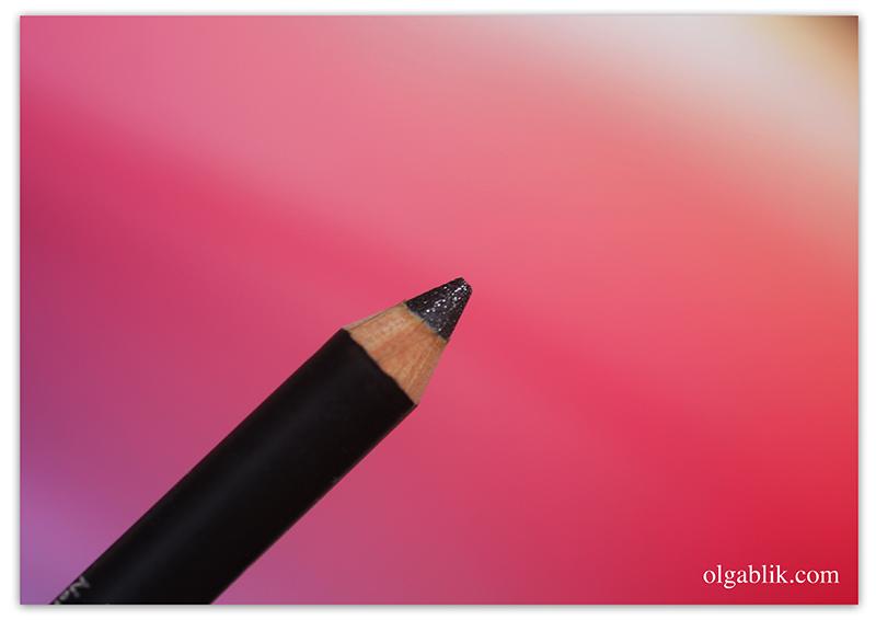 Pupa Easy liner eyes Kajal Kohl Pencil, Карандаш кайал для глаз, Отзывы, Фото