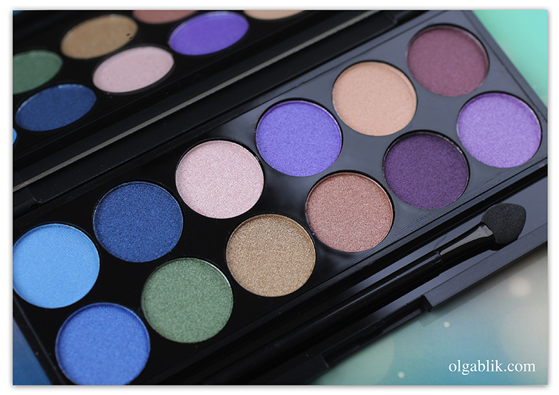 Sleek I-Divine Supernova Palette, Отзывы, Фото, Палетка Слик, Photo, Review, Swatches