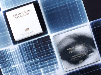 Косметика H&M: тени для глаз. Отзывы.