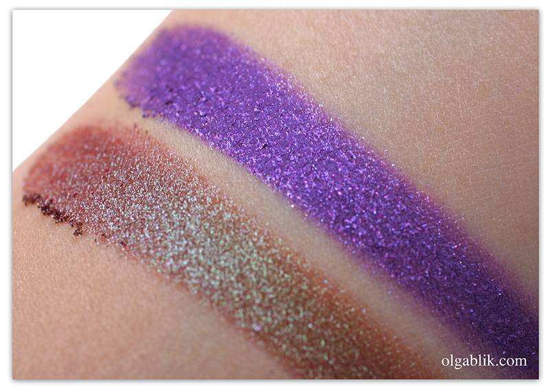 lime-crime-cosmic-firefly-superfoil-eyeshadow-duo, Отзывы, Фото, Свотчи, Review, Photo, Makeup