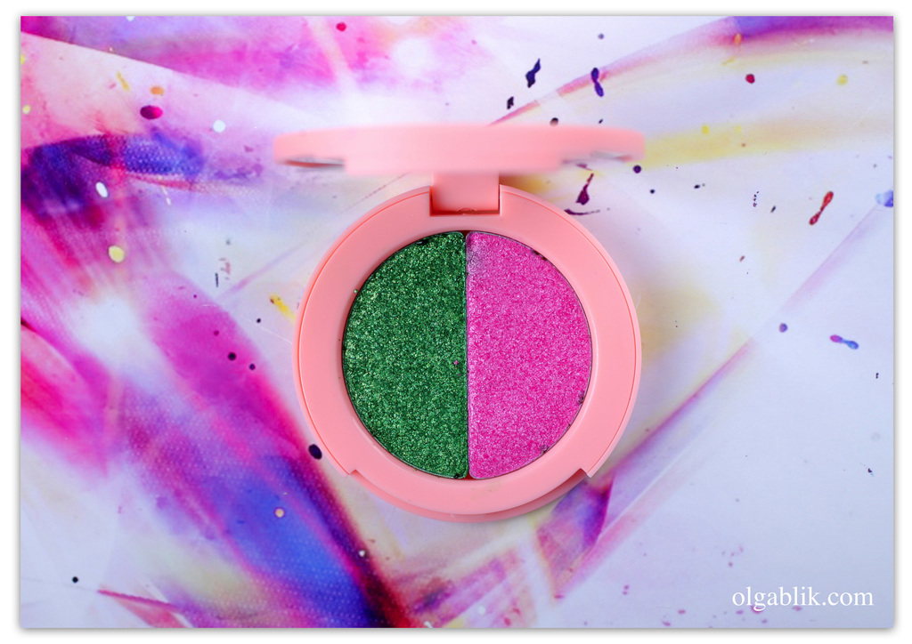 Lime Crime Superfoil Eyeshadow Duo