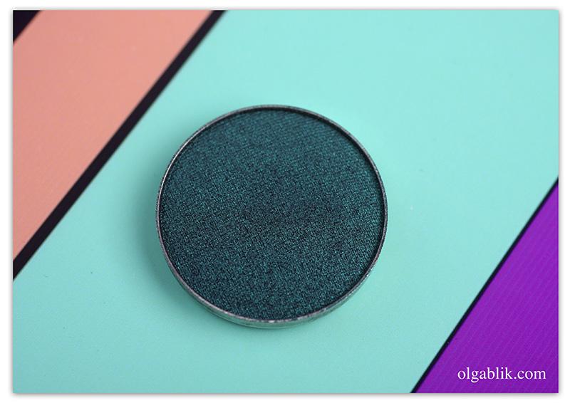 makeup-geek-duochrome-eyeshadow-pan-secret-garden, тени для глаз, дуохром, отзывы, фото
