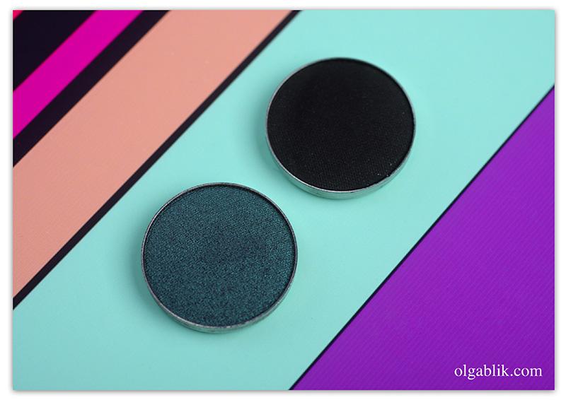 makeup-geek-eyeshadow 1, тени для глаз, дуохром, отзывы и фото