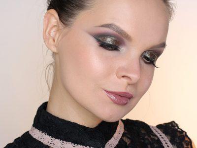 Готический макияж глаз: фото