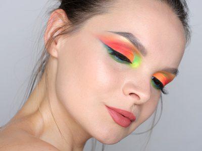 Осенний макияж: антидепрессивный