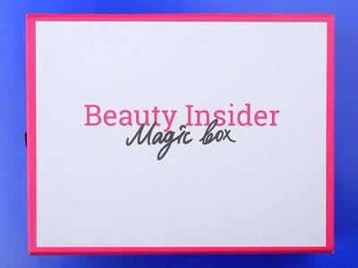 Beauty Insider Magic Box: чем пахнет коробочка?